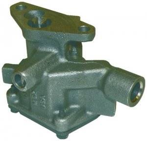 Oil System - Oil Pumps - Wet Sump - Chevy V6 Oil Pumps