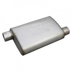 Mufflers and Components - Pypes Mufflers - Pypes Street Pro Mufflers
