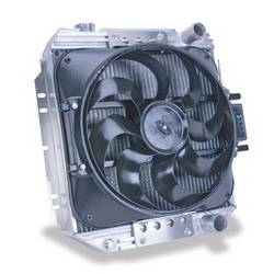 Cooling & Heating - Radiators - Flex-A-Lite Aluminum Radiator and Fan Kits