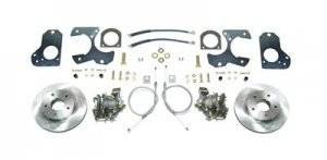 Right Stuff Detailing Rear Disc Brake Conversion Manual Kits