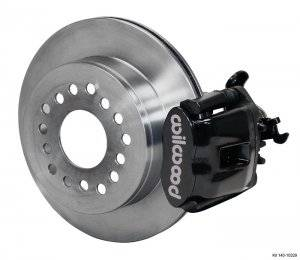 Brake Kits - Rear Brake Kits - Street - Wilwood Combination Parking Brake Caliper 1Pc Rotor Rear Brake Kits