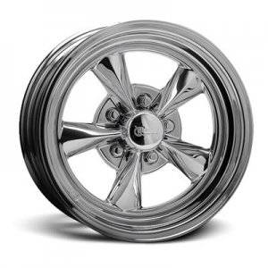 Wheels - Street / Strip - Rocket Racing Wheels - Rocket Racing Fuel Chrome Wheels
