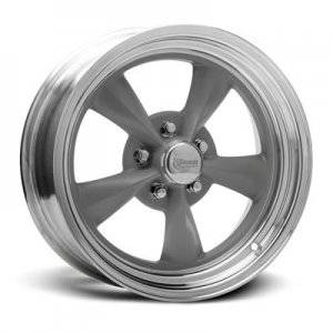 Wheels - Street / Strip - Rocket Racing Wheels - Rocket Racing Fuel Gray Wheels