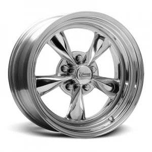 Wheels - Street / Strip - Rocket Racing Wheels - Rocket Racing Fuel Polished Wheels