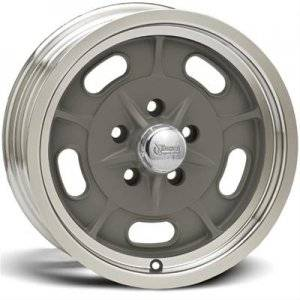 Wheels - Street / Strip - Rocket Racing Wheels - Rocket Racing Igniter Gray Wheels