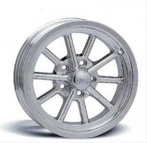 Wheels - Street / Strip - Rocket Racing Wheels - Rocket Racing Launcher Polished Wheels