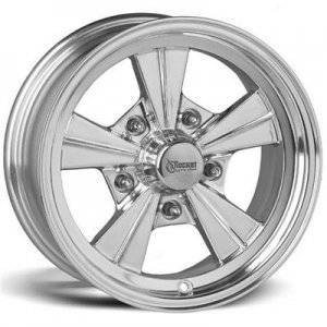 Wheels - Street / Strip - Rocket Racing Wheels - Rocket Racing Strike Polished Wheels