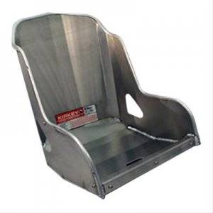 Seats - Drag Racing Seats - Kirkey Aluminum Vintage Class Bucket Seats