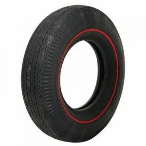 Coker Firestone Wide Oval Tires