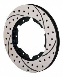 Brake Rotors - Wilwood Rotors - Wilwood SRP Drilled Performance Rotors