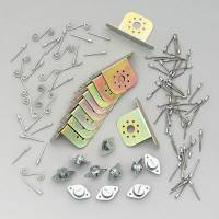 Quick Turn Fasteners - Quick Fastener Kits - Harwood - Harwood Hood Dzus-On Kit