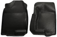Chevrolet 2500/3500 - Chevrolet 2500/3500 Interior and Accessories - Husky Liners - Husky Liners Floor Liner - Black