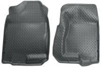 Chevrolet 2500/3500 - Chevrolet 2500/3500 Interior and Accessories - Husky Liners - Husky Liners Floor Liner - Gray