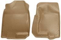 Chevrolet 2500/3500 - Chevrolet 2500/3500 Interior and Accessories - Husky Liners - Husky Liners Floor Liner - Tan