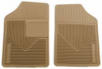 Street Performance USA - Husky Liners - Husky Liners Heavy Duty Floor Mat - Tan