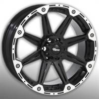 Wheels - Street / Strip - Dick Cepek Black DC Torque Wheels - Dick Cepek - Dick Cepek Torque Wheel - Size: 16 x 8