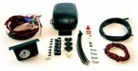 Air Suspension - Air Suspension Compressors - Air Lift - Air Lift Load Controller II On-Board Air Compressor Control System - Single Gauge