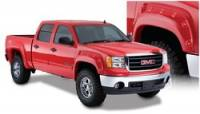 Bushwacker - Bushwacker Boss Pocket Style Fender Flares Set - Front / Rear