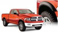 Dodge Ram 1500 Exterior Components - Dodge Ram 1500 Fender Flares and Components - Bushwacker - Bushwacker Extend-A-Fender Flares - Front / Rear