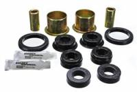 Bushings - Axle Pivot Bushings - Energy Suspension - Energy Suspension Axle Pivot Bushing Set - Black