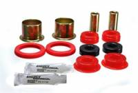 Ford F-250 / F-350 Suspension - Ford F-250 / F-350 Axle Pivot Bushings - Energy Suspension - Energy Suspension Axle Pivot Bushing Set - Red