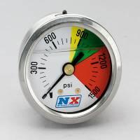 Nitrous Express - Nitrous Express Nitrous Pressure Gauge - 0-1500 PSI - Image 2
