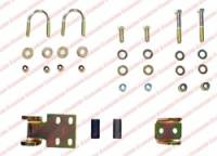 Steering Components - Rancho - Rancho Steering Stabilizer Bracket w/o O.E. Steering Stabilizer Mounts