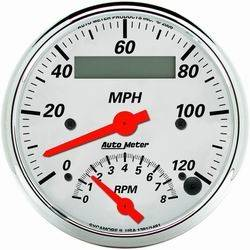 Analog Gauges - Speedometers - Speedometer / Tachometer Combos