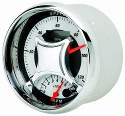 Analog Gauges - Tachometers - Tachometer / Speedometer Combos