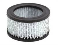 "Universal Round Air Filters - 4"" Round Air Filters - Spectre Performance - Spectre Air Cleaner Filter Element - 4 x 2 in."