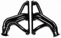 Full Length Headers - Jeep Headers - Hedman Hedders - Hedman Hedders Painted Hedders - Tube Size: 1.75 in.
