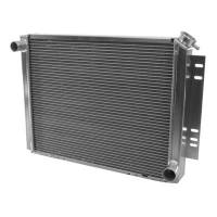 Radiators - Be Cool Direct-Fit Aluminator Series Radiators - Be Cool - Be Cool 59-70 GM Full Size Car Radiator w/ Manual Transmission