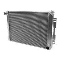 Radiators - Be Cool Direct-Fit Aluminator Series Radiators - Be Cool - Be Cool 67-69 Camaro BB Chevy Radiatr w/ Manual Transmission