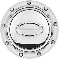 Billet Specialties Steering Wheels - Billet Specialties Select Edition Steering Wheels - Billet Specialties - Billet Specialties Horn Button Riveted Polished Logo