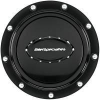 Billet Specialties Steering Wheels - Billet Specialties Select Edition Steering Wheels - Billet Specialties - Billet Specialties Horn Button Riveted Black Anodized