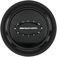 Billet Specialties Steering Wheels - Billet Specialties Select Edition Steering Wheels - Billet Specialties - Billet Specialties Horn Button Smooth Black Anodized