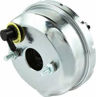 "Master Cylinder Parts & Accessories - Brake Boosters - Allstar Performance - Allstar Performance Power Brake Booster 7"" 1955-64 GM Chrome"