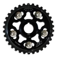 AEM Electronics - AEM Adjustable Cam Gear Black