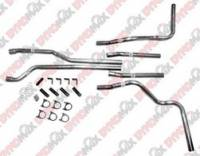 Exhaust Systems - GMC Truck / SUV Exhaust Systems - DynoMax Performance Exhaust - DynoMax Header Dual Kit - 2.25 in. Tube