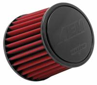 Air Filter Elements - Conical Air Filters - AEM Induction Systems - AEM Dryflow Air Filter 4x5