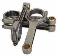 Connecting Rods - Connecting Rods - Chrysler 4 Cylinder - Eagle Specialty Products - Eagle Chrysler 2.4L SRT4 4340 Forged H-Beam Rods 5.945