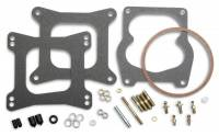 Carburetors - Street Performance - Demon Road Demon Carburetors - Demon Carburetion - Demon Carburetor Installation Kit - Demon