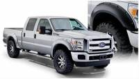Ford F-250 / F-350 Exterior Components - Ford F-250 / F-350 Fender Flares and Components - Bushwacker - Bushwacker 11- Ford F250 Pocket Flare 4 Pc.