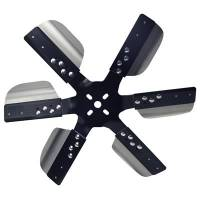 "Belt Driven Fans - Flex Fans - Derale Performance - Derale 17"" HD Stainless Flex Fan"