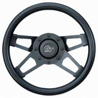 "Cockpit & Interior - Grant Steering Wheels - Grant Challenger Series Steering Wheel - 13 1/2"" - Black"