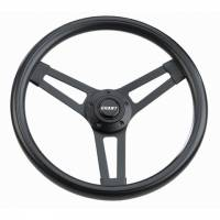 "Street Performance / Tuner Steering Wheels - Grant Classic Steering Wheels - Grant Steering Wheels - Grant Classic 5 Steering Wheel - 14 1/2"" - Black"
