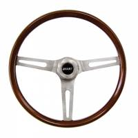 "Street Performance / Tuner Steering Wheels - Grant Classic Steering Wheels - Grant Steering Wheels - Grant Classic GM Steering Wheel - 14 1/2"" - Mahogany"