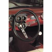"Street Performance / Tuner Steering Wheels - Grant Classic Steering Wheels - Grant Steering Wheels - Grant Classic Nostalgia Mustang Steering Wheel - 15"" - Black"