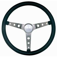 "Street Performance / Tuner Steering Wheels - Grant Classic Steering Wheels - Grant Steering Wheels - Grant Classic Nostalgia Steering Wheel - 15"" - Black"