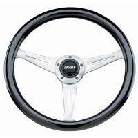 "Street Performance / Tuner Steering Wheels - Grant Collector's Edition Steering Wheels - Grant Steering Wheels - Grant Collector's Edition Steering Wheel - 14 1/2"" - Glossy Black"